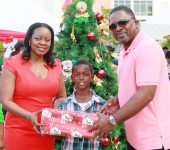 Holiday Happiness at the Division of Finance's Annual Children's Christmas Party