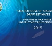 Draft Estimates of Development Programme Unemployment Relief Programme For the Financial Year 2019