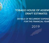 Draft Estimates of Recurrent Expenditure 2019