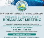 Financial Education Breakfast Meeting