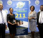 211 Contact Centre - One Millionth Customer